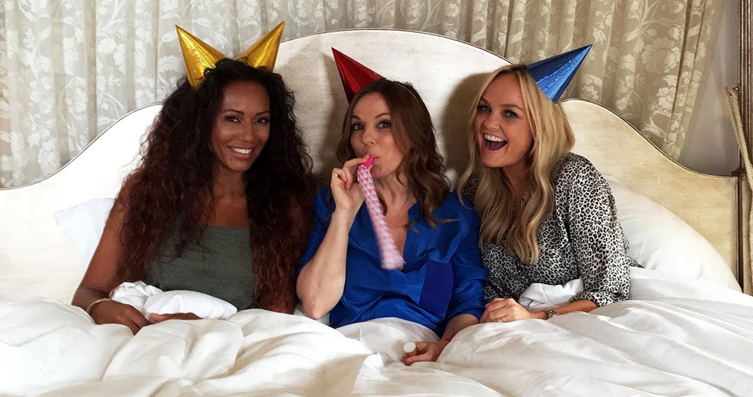 Geri reveals what happened to Spice Girls reunion project GEM