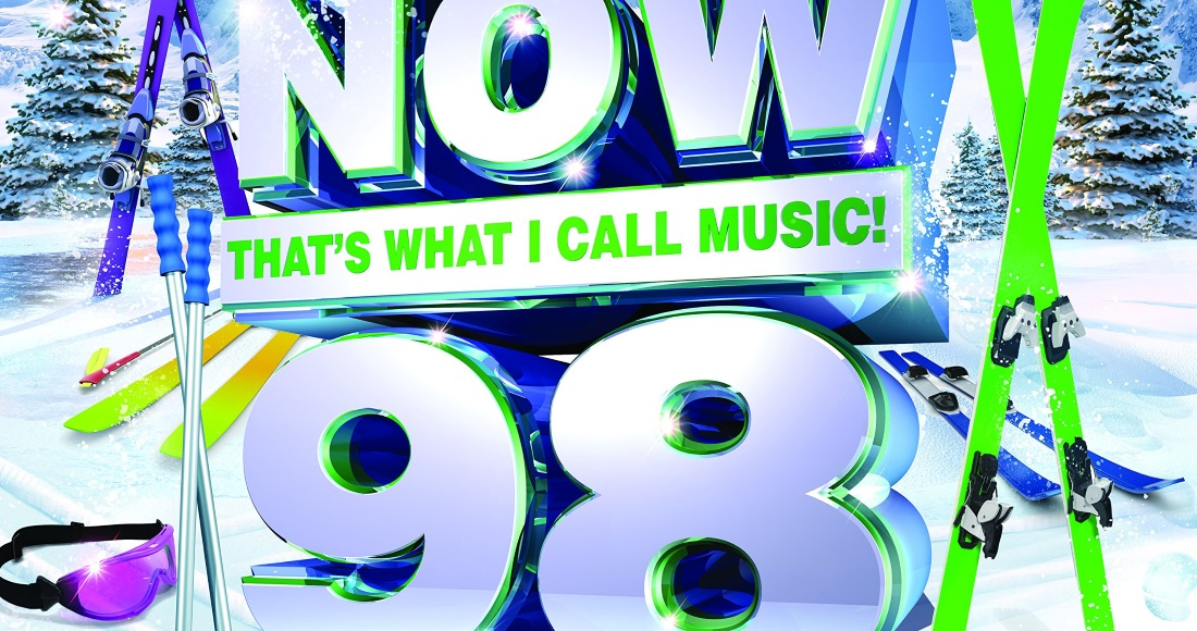 Now That's What I Call Music! 98 tracklisting revealed