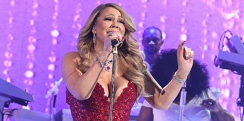 Mariah Carey scores her 19th Number 1 single in America as All I Want For Christmas Is You hits the top spot 25 years after its original release