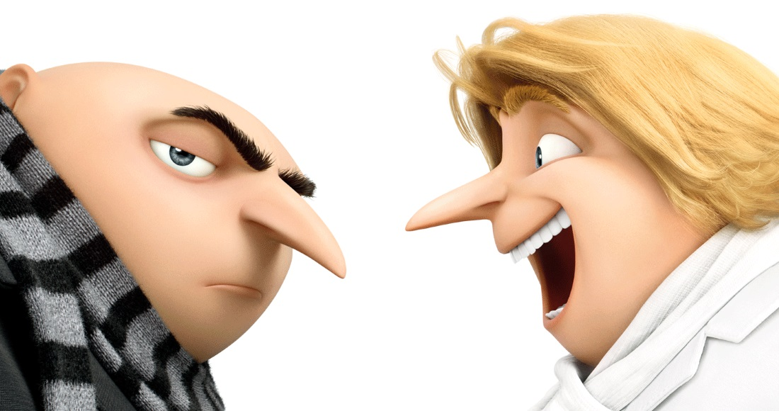 Despicable Me 3 set for DVD chart glory this week