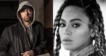 Listen to Eminem's new single Walk On Water featuring Beyonce