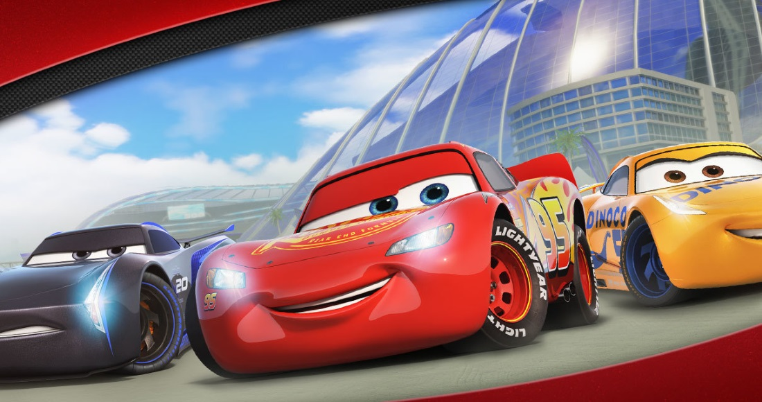 Cars 3 battling Despicable Me 3 and Baby Driver on DVD chart