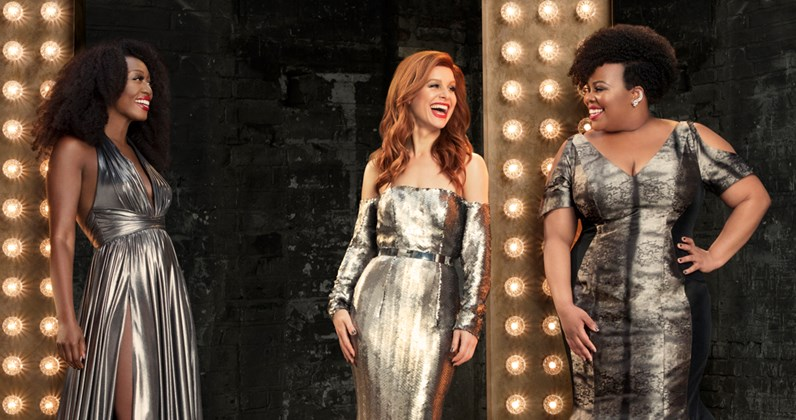 Beverley Knight, Amber Riley & Cassidy Janson on how to sing