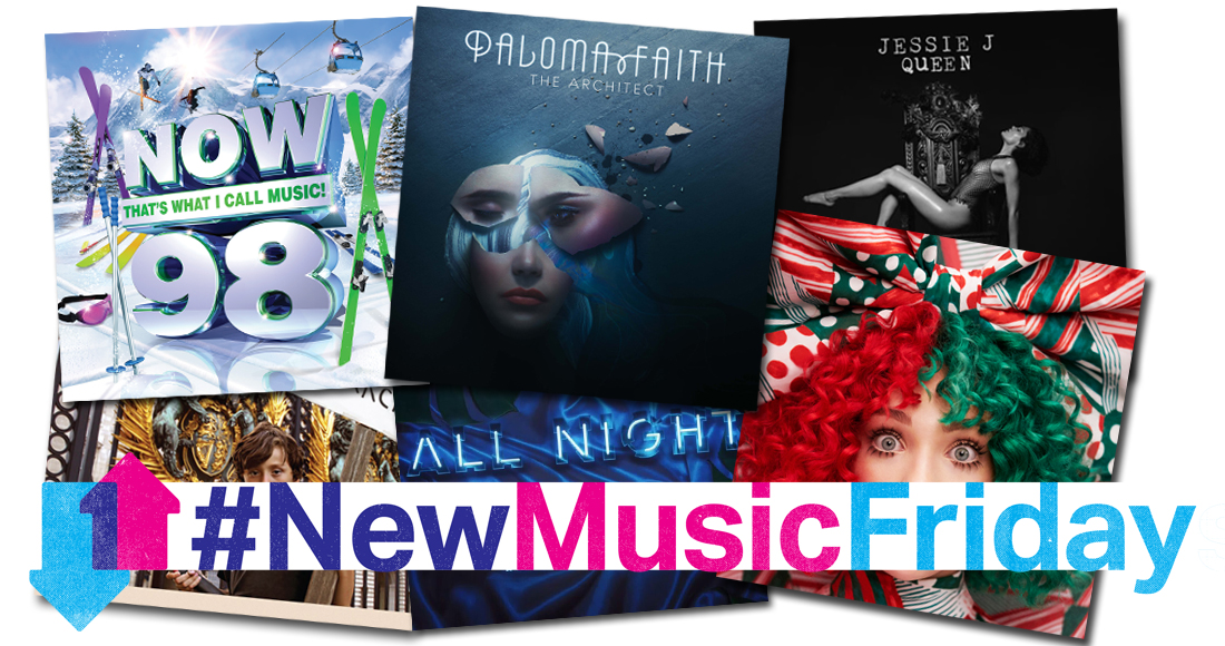 New releases: Paloma Faith, Morrissey, Demi & Luis Fonsi