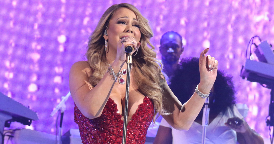 Mariah Carey's All I Want For Christmas... is back in the charts