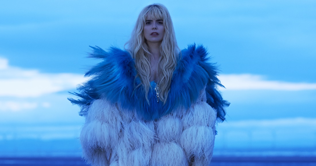 Paloma Faith is on course for her first UK Number 1 album
