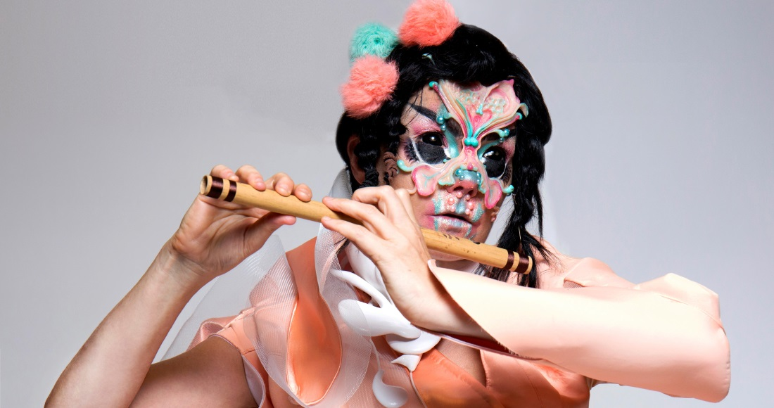 Watch Bjork's first TV performance in eight years