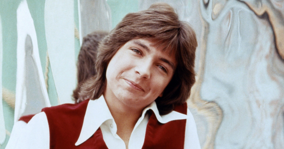 David Cassidy has died: His complete Official Chart history