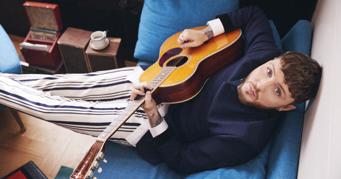 James Arthur's new single Naked: First listen preview