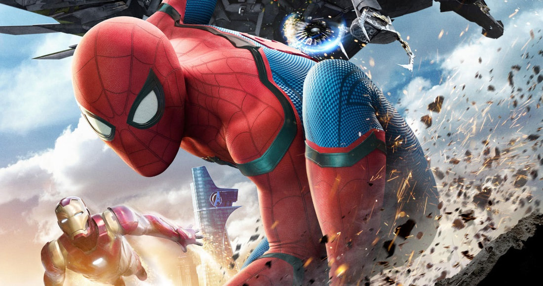 SpiderMan Homecoming All Set To Top The DVD Chart - Awesome video baby spiderman dancing