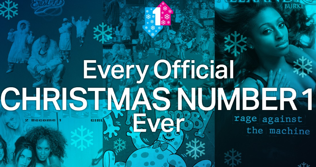 Every Official Christmas Number 1 single playlist