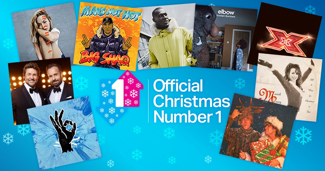 Official Christmas Number 1 2017: The contenders