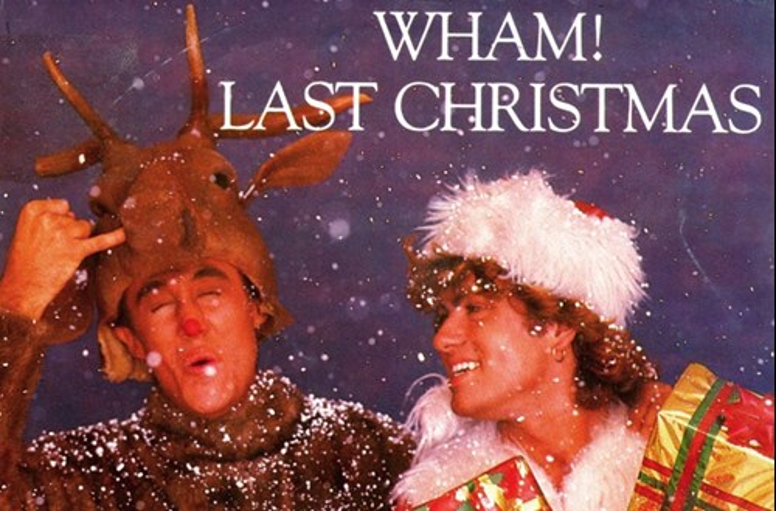 Merry christmas wham lyrics
