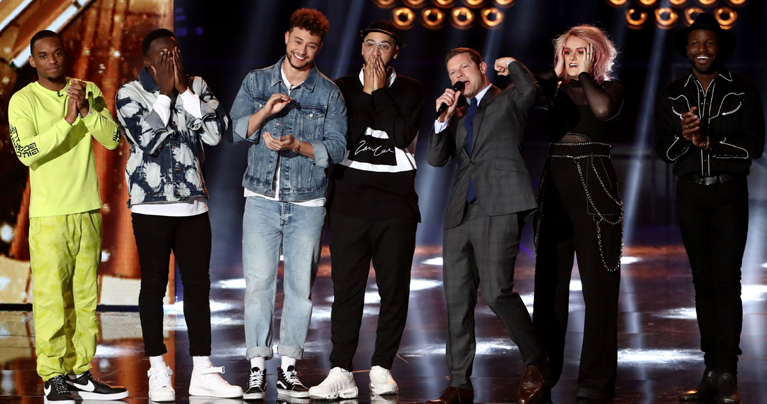 Four global stars are performing on the X Factor final