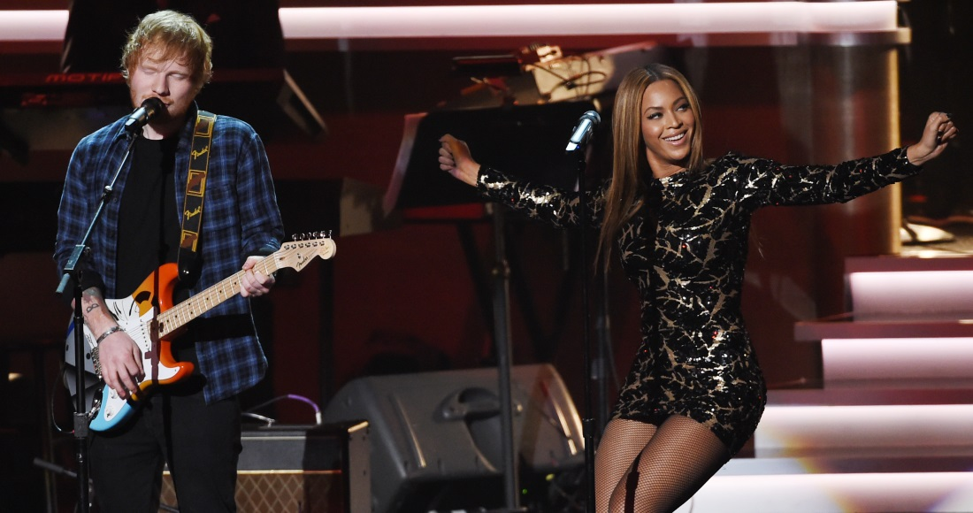 Hear Beyoncé and Ed Sheeran Duet on a New Version of 'Perfect'