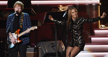 Ed Sheeran's Perfect remix features Beyonce