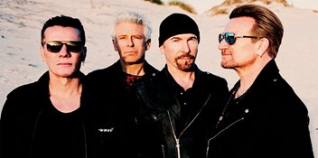U2's Songs of Experience could become their 11th Number 1 album