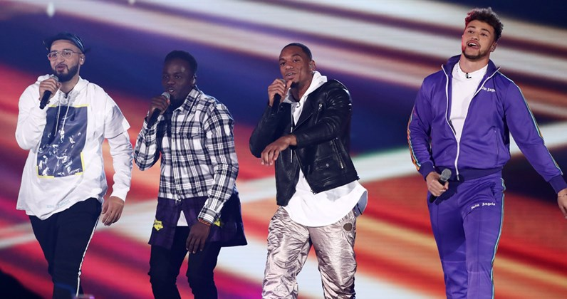 X Factor winners Rak-Su are heading for a Top 5 debut with