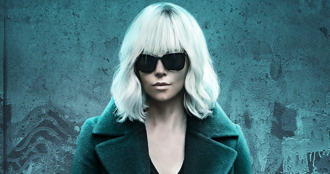 Charlize Theron's Atomic Blonde eyes up highest new entry on video chart