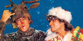 Wham's Last Christmas finally reaches Number 1 and sets Official UK Chart record