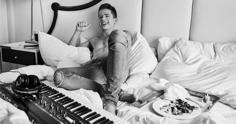 Charlie Puth complete UK singles and albums chart history