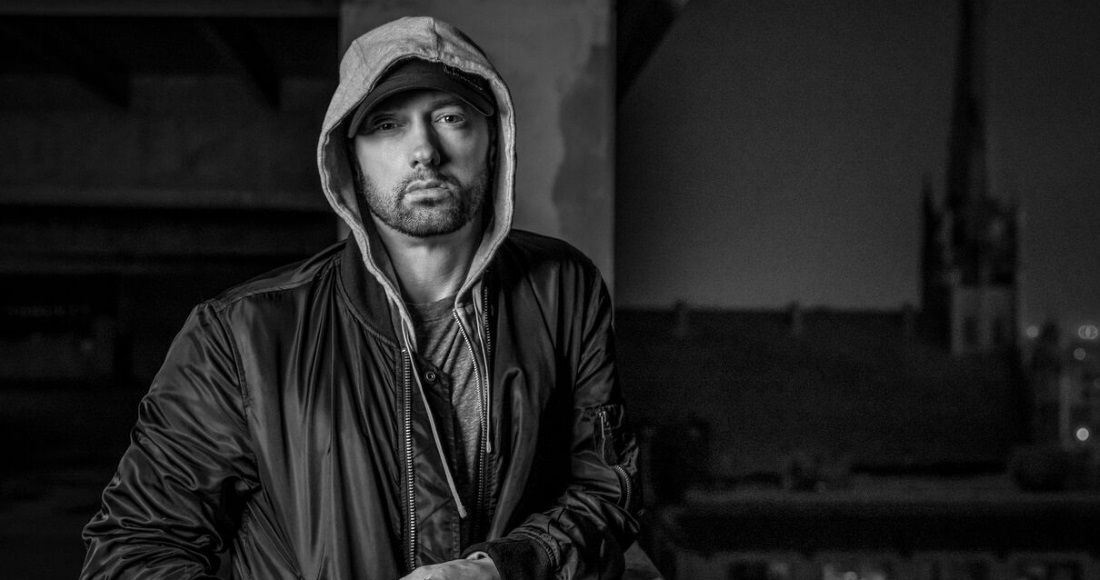 Eminem could secure a historic 8th Number 1 album this Friday