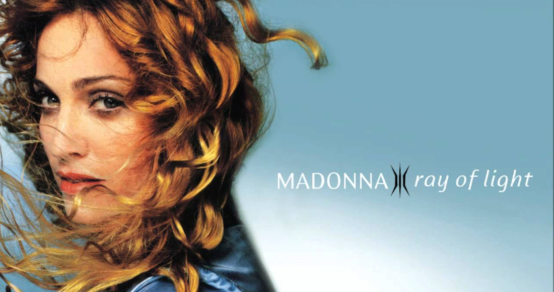 "William Orbit reflects on Madonna's Ray Of Light: ""It broke all the rules"""