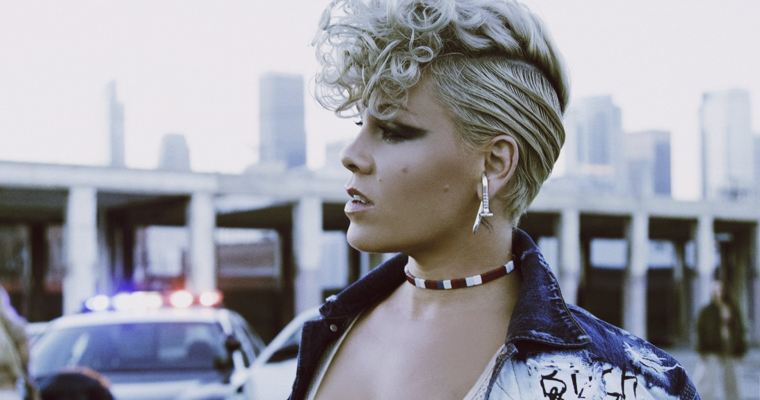 Pink admitted to hospital, cancels tour dates