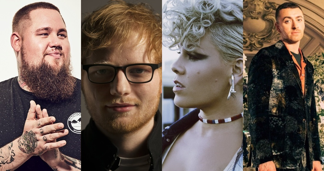 The Top 40 biggest albums of 2017 on the Official Chart