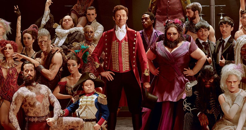 Kết quả hình ảnh cho The Greatest Showman reclaims the top spot with biggest sales week yet