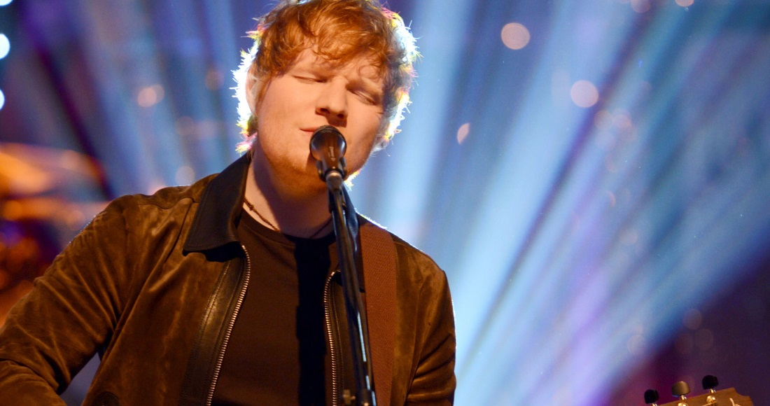 Ed Sheeran set for another Official Chart double