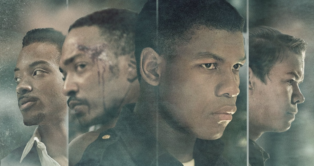 John Boyega's Detroit battling Dunkirk for this week's Number 1 DVD