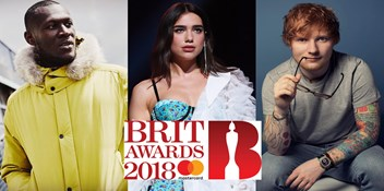 BRIT Awards 2018 nominees including Dua Lipa and Rag'n'Bone Man are set to make big gains on this week's Official Albums Chart