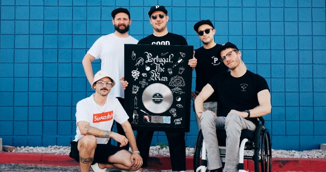 Portugal The Man complete UK singles and albums chart history