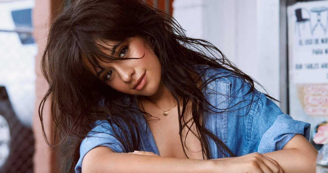 Camila Cabello set for this week's highest new entry on the Official Albums Chart