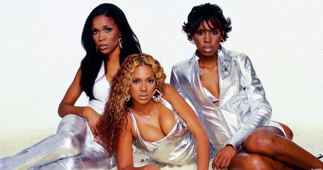 Destiny's Child complete UK singles and albums chart history