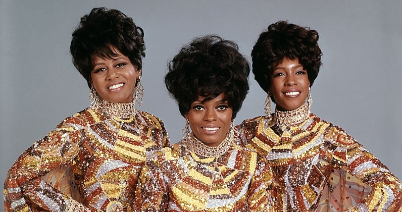 The Supremes complete UK singles and albums chart history