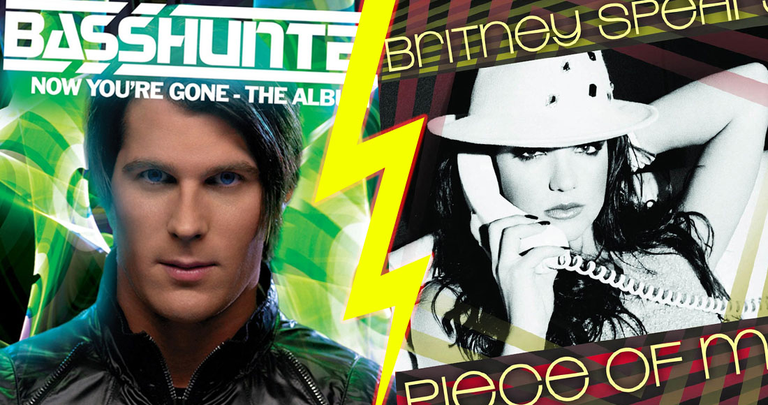 Official Charts Flashback: Basshunter Vs. Britney