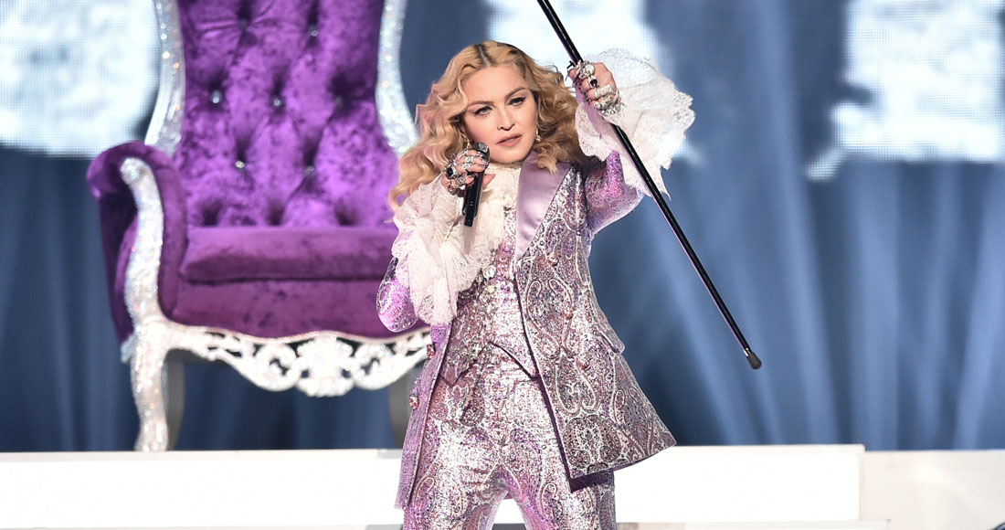 Madonna confirms she is working on new music