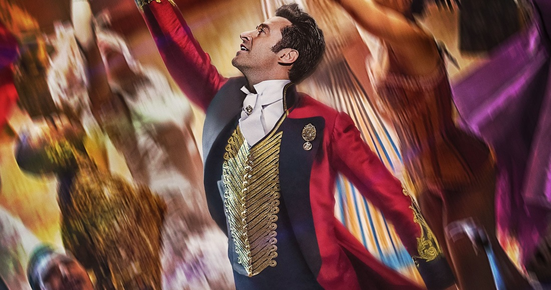 The Greatest Showman denies Camila Cabello this week's Number 1 album
