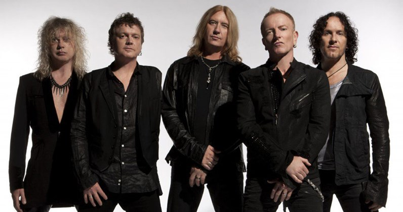Def Leppard hit songs and albums