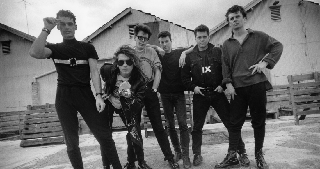 INXS complete UK singles and albums chart history