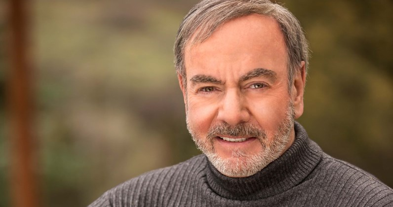 Neil Diamond complete UK singles and albums chart history
