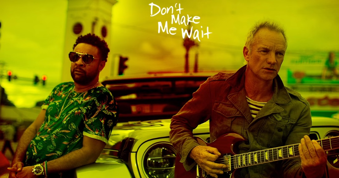 Sting & Shaggy Are Dropping An Album On 4/20, Here's A First Taste