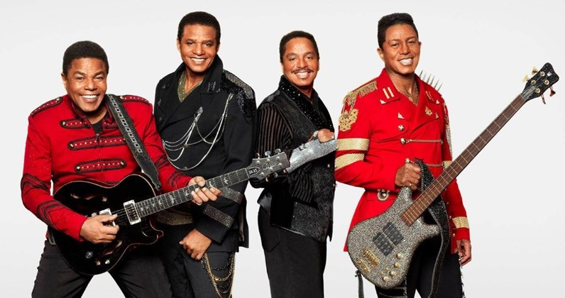 The Jacksons complete UK singles and albums chart history