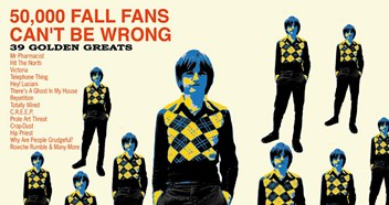 The Fall are close to reaching the '50,000 Fans' from their 2004 greatest hits album