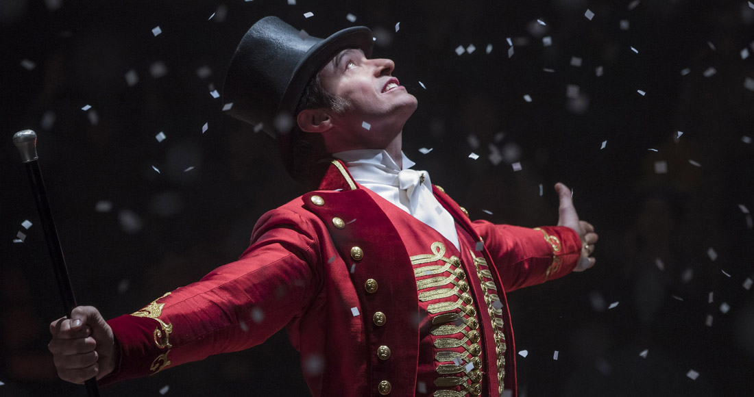 The Greatest Showman lands 20th week at Number 1