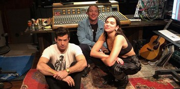 "Mark Ronson to work on Dua Lipa's second album: ""She's gonna be around for a long time"""