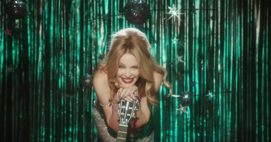 Kylie Minogue Channels Her Inner Dolly Parton in 'Dancing' Music Video