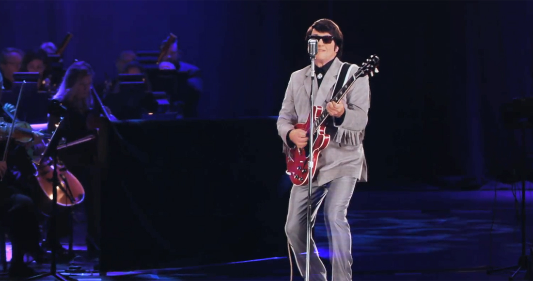 Watch Roy Orbison's hologram perform ahead of UK tour